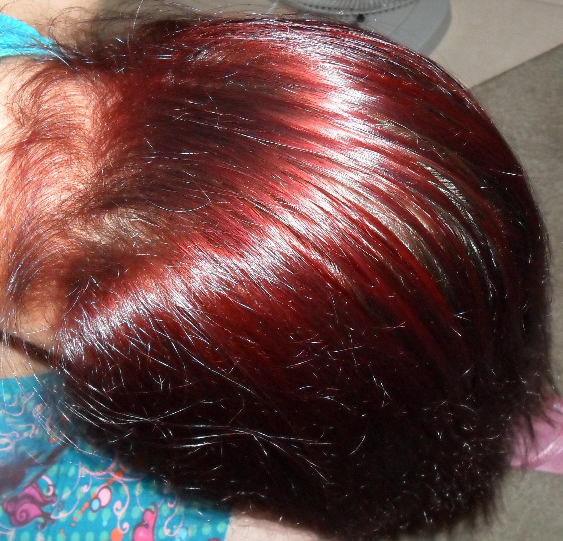 vermelho profundo